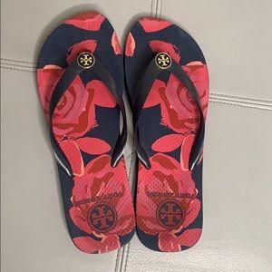 Tory Burch flip-flops sz 11